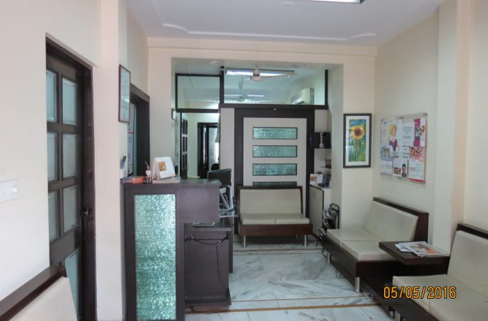 Reception and Guest Room